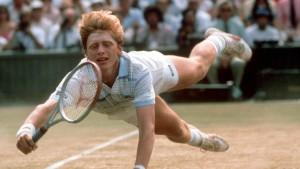 Der schwere Weg zum Tennisstar