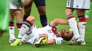 WM für Mustafi beendet
