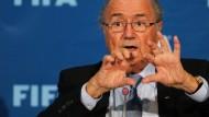 Blatter attackiert Uefa scharf