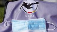 Unter strengen Hygieneauflagen: Die dritte Liga soll die Saison fortsetzen.