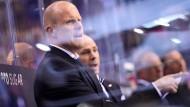 Charakterkopf: Der Finne Toni Söderholm soll das deutsche Eishockey voranbringen.