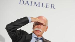 Daimler will mehr ausländische Topmanager