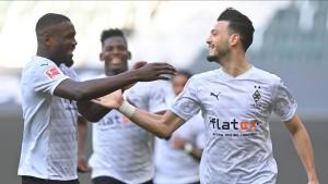 Noch drei Endspiele für die Borussia