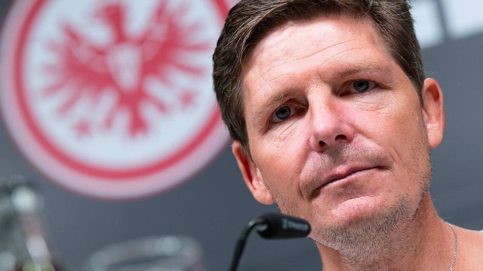 Oliver Glasner ist der neue Trainer von Eintracht Frankfurt.