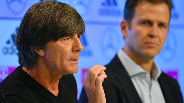 Löw spricht am Montag über die DFB-Krise