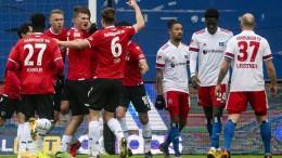 Nächste bittere Niederlage für den HSV