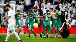 Real Madrid scheitert im Pokal an Außenseiter
