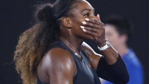 Tennis-Star Serena Williams ist schwanger