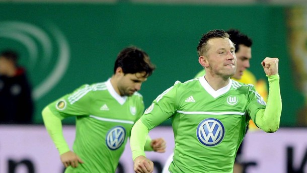 Wolfsburg stoppt Offenbach