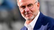 """""""Wir haben jegliches Interesse daran, dass dort wirklich kein Ischgl des Fußballs stattfindet"""": Karl-Heinz Rummenigge"""