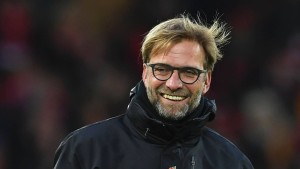Klopp nach Gala mit Liverpool spitze