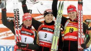 Traumtag für deutsche Damen in Oslo
