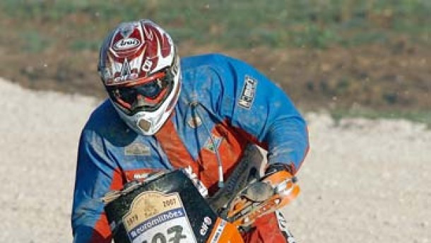 Todesfall überschattet 4. Dakar-Etappe