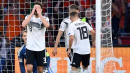 Deutschland ist in Abstiegsgefahr