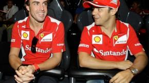 Alonso und Massa: Vorfahrer und Helfer ohne interne Ambitionen