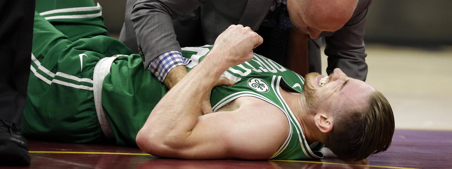 Schwere Verletzung sorgt in NBA für Entsetzen