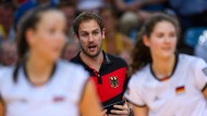 Der Spielbestimmer: Bundestrainer Felix Koslowski