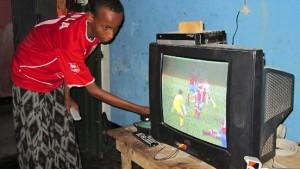 Wer den Fernseher einschaltet, riskiert sein Leben
