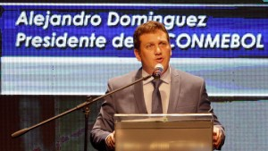 Domínguez neuer Präsident