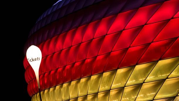 München steht bereit für die EM