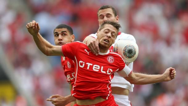Köln gegen Düsseldorf ohne Sieger
