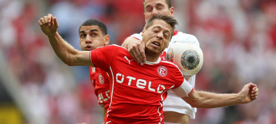 Zweite Fussball Bundesliga Koln Gegen Dusseldorf Ohne Sieger