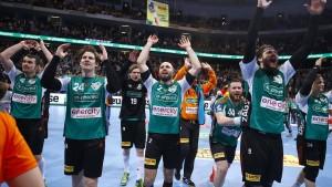 Nun lockt sogar die Handball-Königsklasse