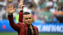 Robbie Williams droht eine Geldstrafe