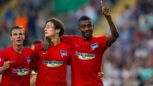 Almtraum statt Albtraum für Hertha BSC