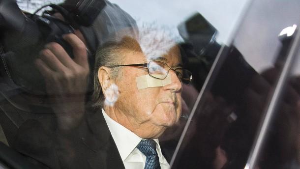 Die schlechte Welt des Joseph Blatter