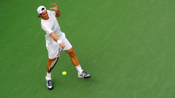 Haas in New York raus - Djokovic weiter