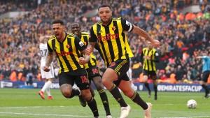 Watford überwindet Wolverhampton