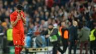 FC Liverpool hat viel Zeit zum Trainieren