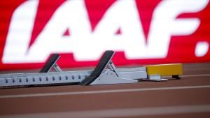 IAAF lässt Russen weiter nicht in die Startblöcke