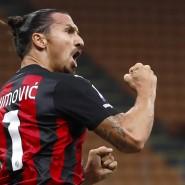 """""""Die Tormaschine"""": Ibrahimovic trifft auch mit fast 39."""