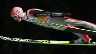 Skispringer starten mit Sieg in WM-Winter