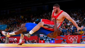 Seit 1896 ist Ringen olympisch, 2016 gibt die Sportart vorerst ihre Abschiedsvorstellung