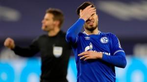 Schalke verliert die Hoffnung