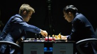 Zweites Remis zwischen Carlsen und Anand