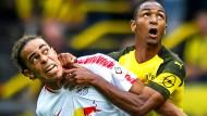 Teuer und gut: Abdou Diallo ist der Neue im BVB-Abwehrzentrum.
