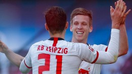 Leipzig ist wieder Erster – Stand jetzt