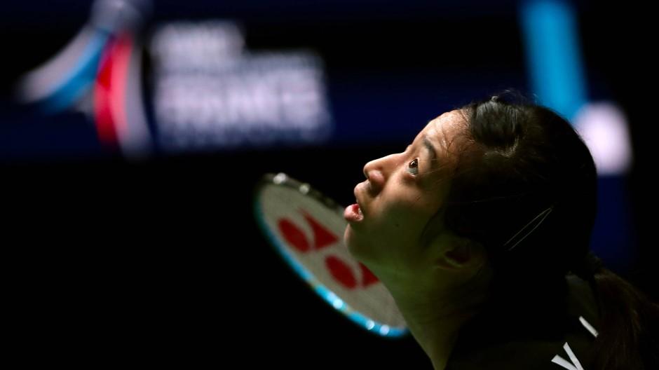 Bestnoten: Die Badmintonspieler um Nationalspielerin Yvonne Li schneiden bei PotAs gut ab.