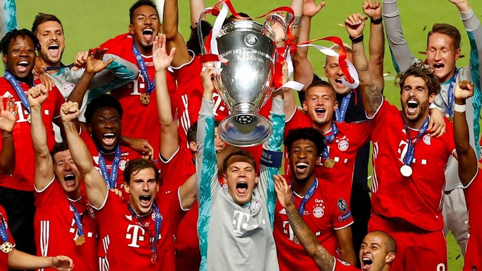 Der Weg für den FC Bayern zum abermaligen Triumph in der Champions League ist weit.