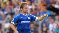 Erstrunden-Aus vier Bundesligavereine
