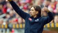 Erfolgreicher Einstand für den neuen Mainzer Trainer Schmidt