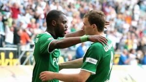 Unschlagbare Wolfsburger Erfolgsformel 26 plus 25