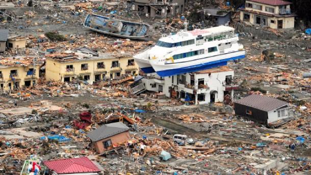 Die teuerste Naturkatastrophe aller Zeiten