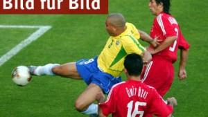 Der Tag, als Ronaldo wieder die WM-Bühne betrat