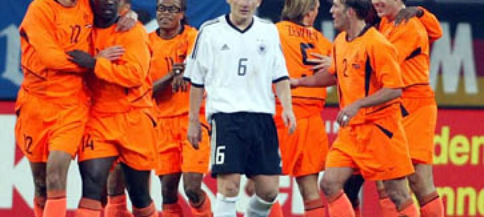 Deutschland Gegen Holland Gut Gespielt 1 3 Verloren
