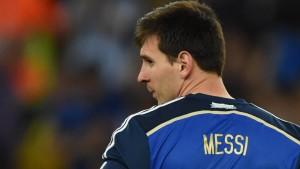 Der Weltfußballer kann kein Weltmeister werden